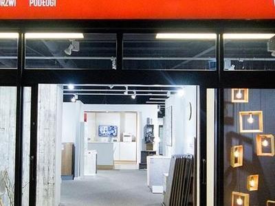 wnętrze galerii 71
